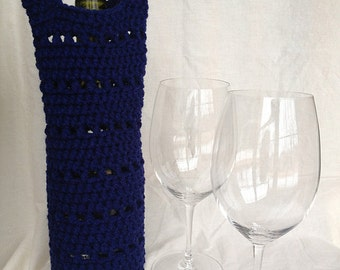 PATTERN - Wine Bottle Tote
