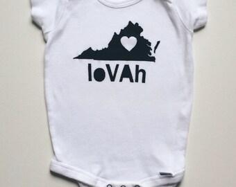 Virginia Baby - Virginia is for loVAhs