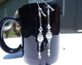 The Queen's Pearl Earrings