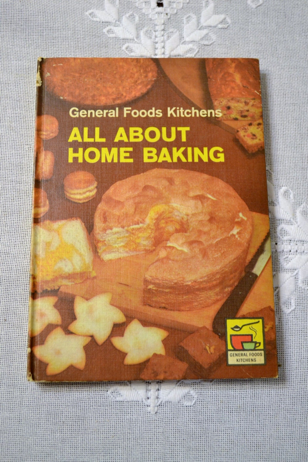 All About House Design Toowoomba: General Foods Kitchens All About Home Baking 1960 Vintage Book