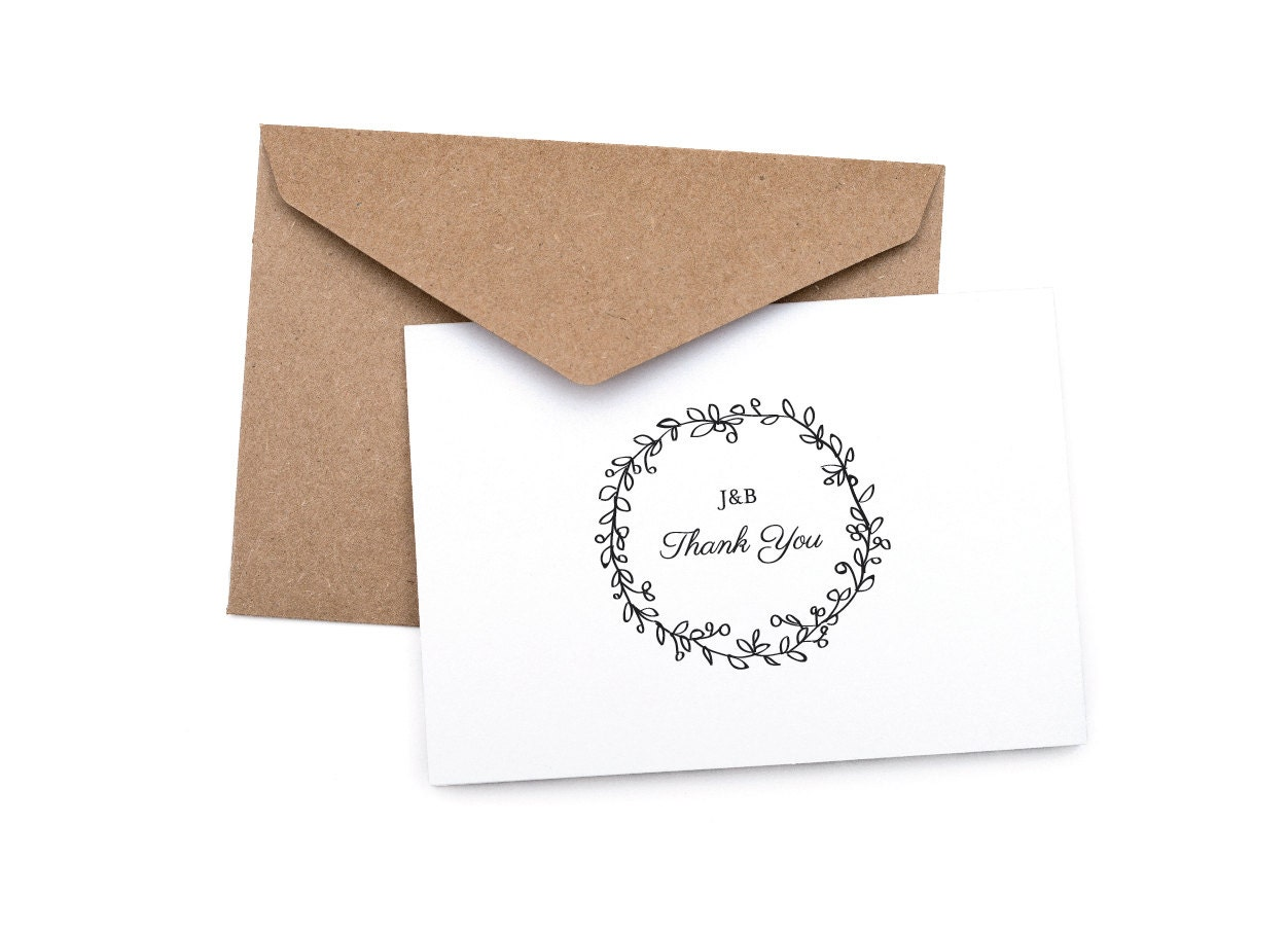 100 personalized wedding thank you cards by lovelovemedodesigns