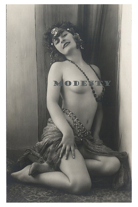 "... era woman quality reproduced photograph 6x4"" print black and white: https://www.etsy.com/listing/242004926/exotic-erotic-semi-nude-mata..."