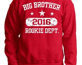 Big Brother 2016 Sweatshirt Sweater Gift For Brother