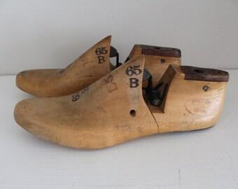 Vintage Mobbs and Lewis shoe lasts