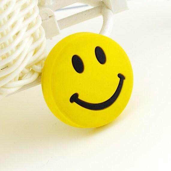 Items similar to smiley kids dresser knobs drawer knobs for Children s bureau knobs