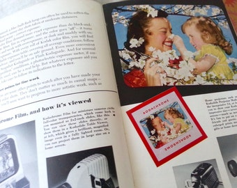 Photography book / How To Make Good Pictures / vintage photo book / collectible Kodak camera book
