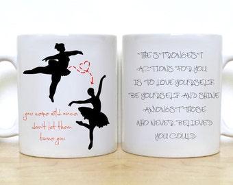 Love Yourself Weight Loss  Mug