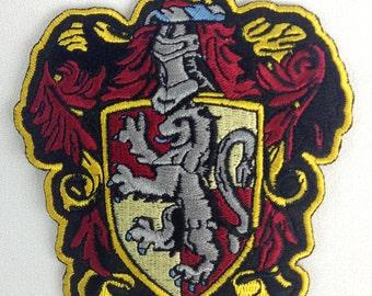 Harry Potter Gryffindor Patch