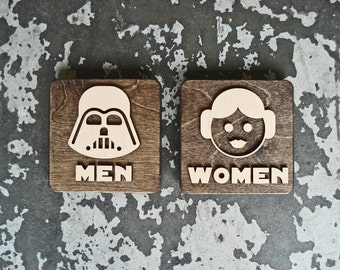 Handmade Star Wars Bathroom Etsy
