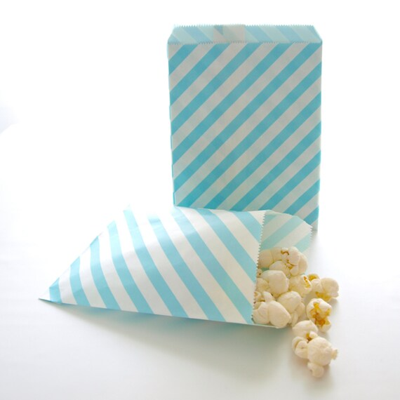 baby shower favor bags blue goody bags beach wedding gift bags baby