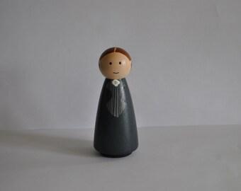 Lizzie Borden Doll