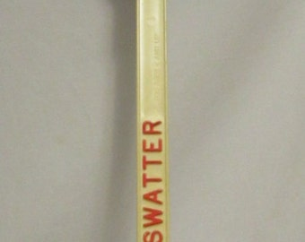 Texas Fly Swatter, Souvenir, Taiwan, 1970's