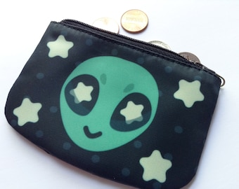 Alien Mini Coin Purse