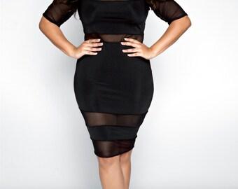 Corbeau Dress