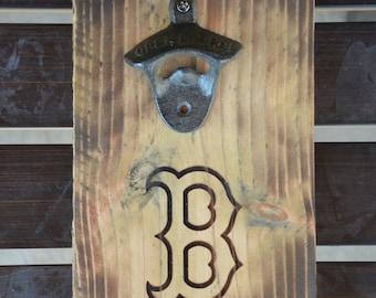 Boston Red Sox Bottle Opener