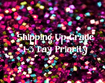 Shipping Up Grade to 1-3 Day Priority