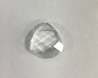 Swarovski 6021 Crystal Briolette Pendant - 15.4x14mm (12pcs)