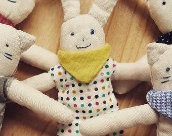 Thingberry bunny doll
