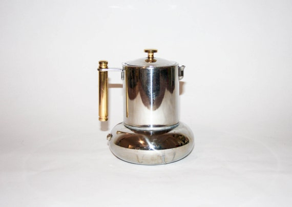 Lavazza Stovetop Coffee Maker : Vintage LAVAZZA PRINCIPESSA Espresso Maker Made in Italy by