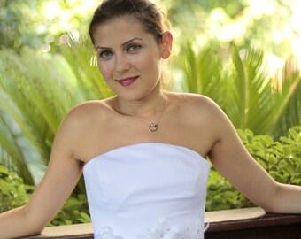 Butterfly bridal belt/ wedding dress belt/ sash/bridal accessories/wedding dress accessories
