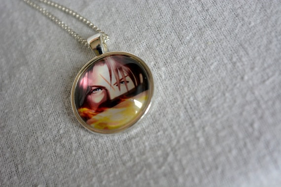 squall leonhart viii necklace