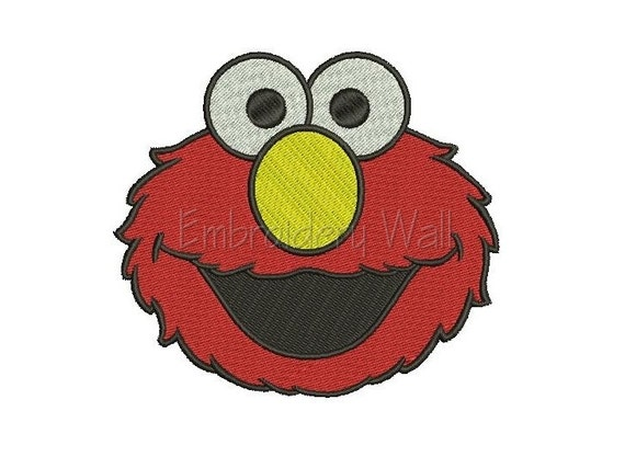 elmo embroidery designs for embroidery machine