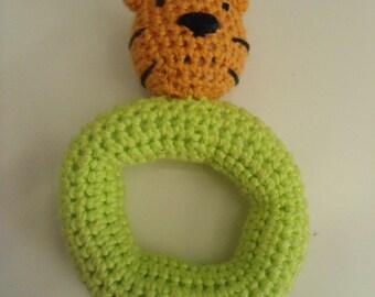 Tiger Circle Rattle