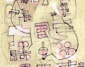 abstract painting, abstract art, abstract wall art, original abstract painting, expressionism, expressionist,