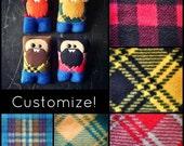 CUSTOM Lumberjack Nubbin - Made To Order