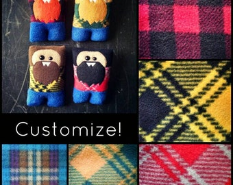 CUSTOM Lumberjack Nubbin - Made To Order