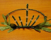 Fairy Crown for Adults and Children-Fairy Headdress-Ooak (Custom Made to Order)