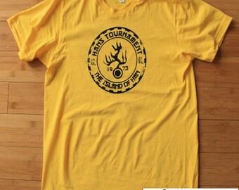 Enter the Dragon Han's Tournament Lee kung Fu American Apparel Shirt