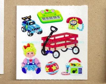 Sandylion Sticker - Toys