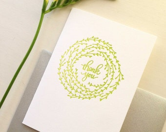 Wedding Engagement Thank You Cards