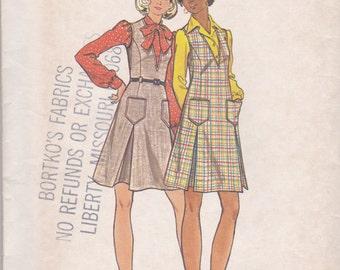 Cute Vintage Jumper Pattern Butterick 3049 Size 16 Uncut