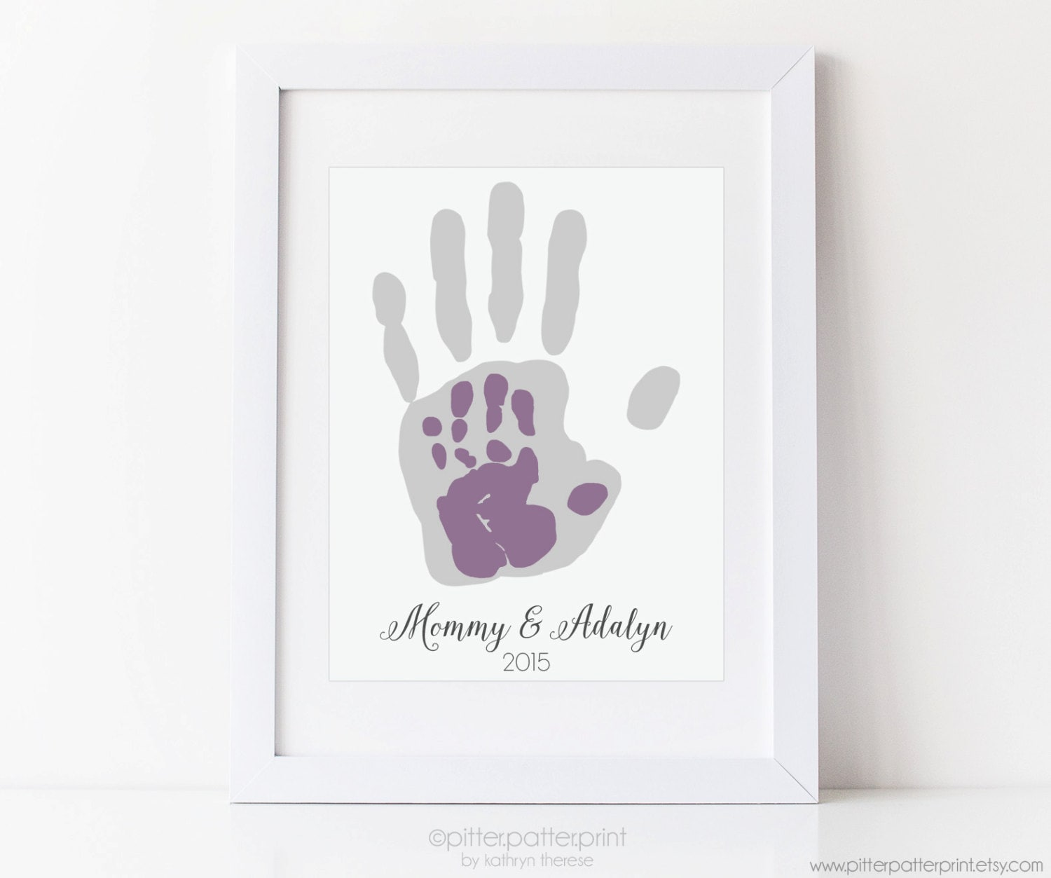 Gift for Mom from Daughter Baby First Mother's Day Child