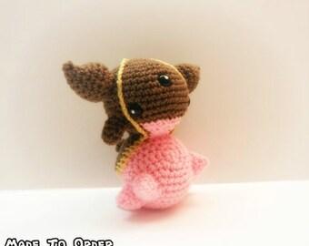 Crochet Gastrodon  Inspired Chibi Pokemon
