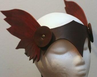 Valkyrie Leather Headband
