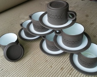 Hornsea Palatine Coffee Set