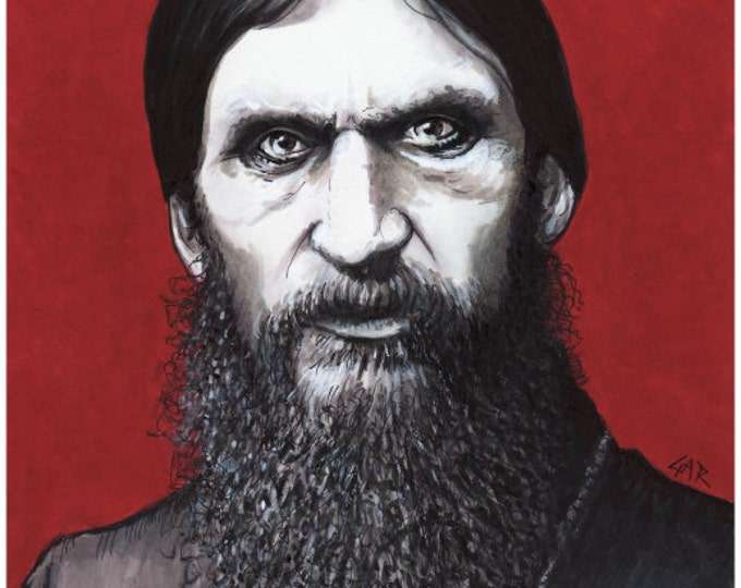 a biography of grigory yefimovich rasputin the russian mystical faith healer