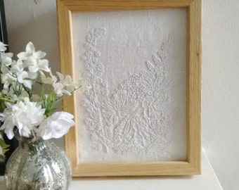 Embroidery Art - Nathalie