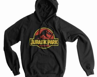Jurassic Park American Apparel Pullover Hoodie
