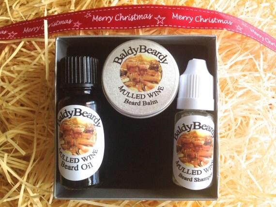 Mulled Wine Christmas Gift Box