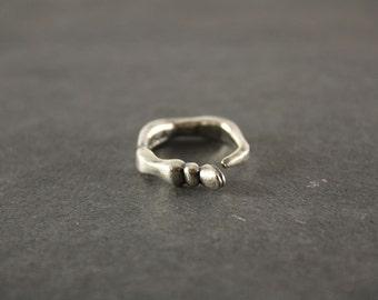Horse's Hoof Ring