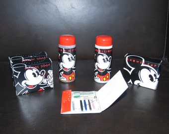 Vintage mickey mouse resort beauty kit