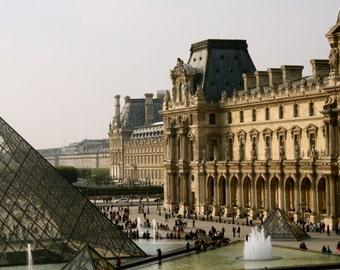 Paris Photography, Louvre Museum