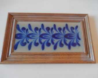 GERMANY SALT GLAZE Wall Hanging