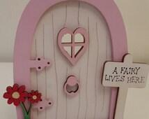 Popular items for fairy door on etsy for Secret fairy doors by blingderella