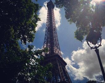 Eiffel Tower 5x5