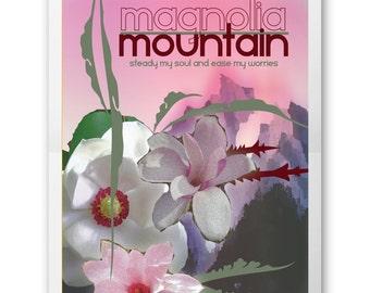 Magnolia Mountain (Ryan Adams) Poster 11x17